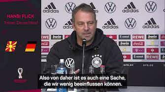 """Vorschaubild für Flick über Kritik an Werner: """"Nicht fair"""""""