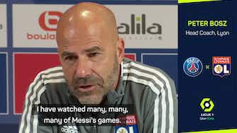 Preview image for Play hard and don't be too polite - Bosz prepares plan to tackle Messi