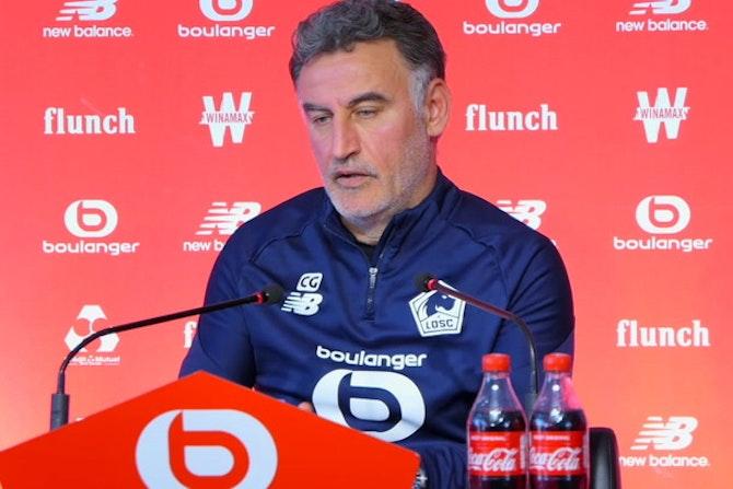 """Super Ligue - Galtier : """"Il ne faut jamais oublier le sport et ses valeurs"""""""