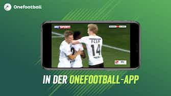 Vorschaubild für Alle Zweitliga-Spiele im Livestream: Sky und Onefootball machen es möglich