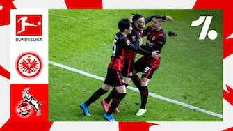 Imagem de visualização para Veja os lances de Eintracht Frankfurt vs. Colônia | 09/25/2021