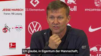 """Vorschaubild für Marsch: Bayern und City """"kamen ein bisschen früh"""""""