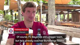 """Preview image for """"No reason to be nervous with Nagelsmann"""" - Muller"""