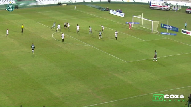 Preview image for Rafinha's incredible assist for Coritiba against Toledo