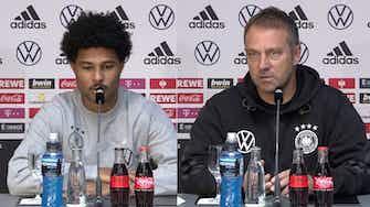 """Vorschaubild für DFB-Elf will Revanche in Skopje - WM-Titel """"das große Ziel"""""""
