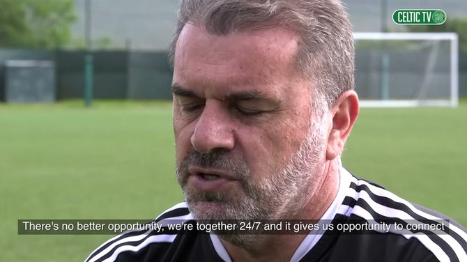 Preview image for Ange Postecoglou: 'Today is the most important day'