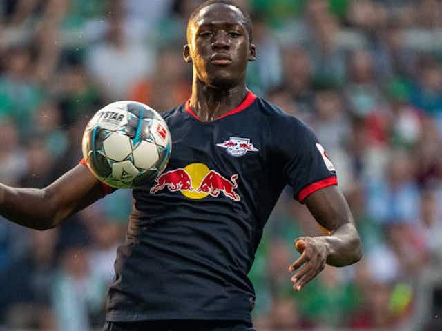 """Konaté von RB Leipzig: """"Verträge sind dafür da, um sie zu erfüllen"""""""