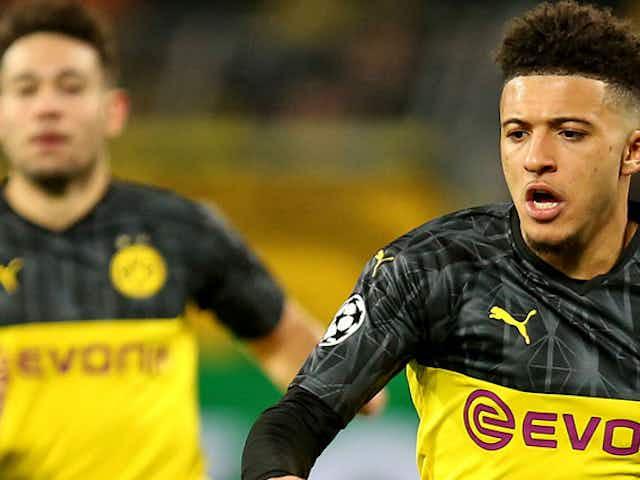Borussia Dortmund: So ist der Stand bei Jadon Sancho