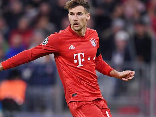 FC Bayern: Leon Goretzka steht wieder zur Verfügung