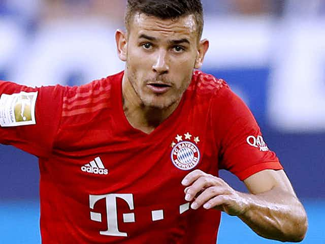 FC Bayern: Lucas Hernandez gibt Entwarnung nach Auswechslung