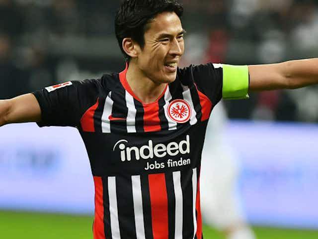 Eintracht Frankfurt: Makoto Hasebe ein Thema als Rode-Ersatz