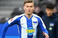 Herrtha BSC hofft zum 34. Spieltag auf Maximilian Mittelstädt