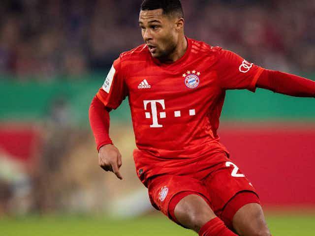 FC Bayern: Serge Gnabry trainiert nach Corona wieder mit Ball