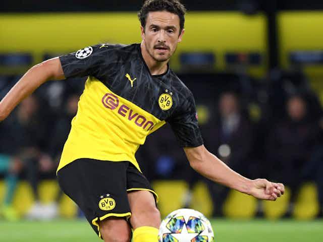 Borussia Dortmund: Thomas Delaney muss auch für Union-Spiel passen