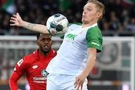 FC Augsburg: Spielfähigkeit von Fredrik Jensen ist noch unklar
