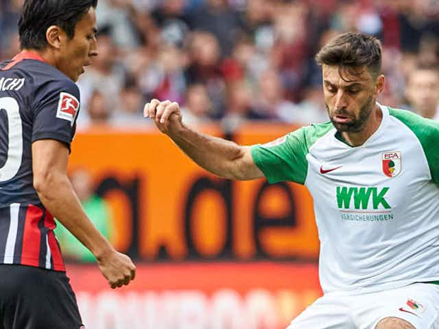 FC Augsburg: Herrlich sieht in Frankfurt gutes Morávek-Comeback