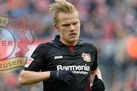 Bayer 04: Pohjanpalo nach Corona-Infektion wieder im Training