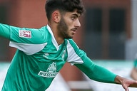 SV Werder Bremen: Eren Dinkci fliegt in der Nachspielzeit vom Platz