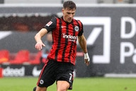 Eintracht Frankfurt: Ajdin Hrustic muss erkältungsbedingt passen
