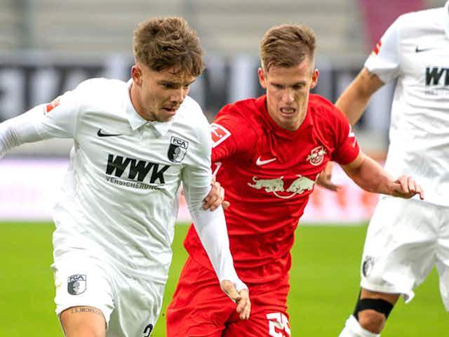 FC Augsburg: Mads Pedersen nach Frankfurt-Spiel angeschlagen
