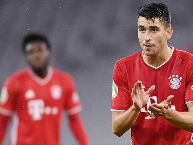 Bayern München: Marc Roca meldet sich auf dem Trainingsplatz zurück