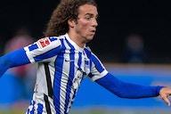 Hertha BSC verabschiedet Mattéo Guendouzi zu Stammklub FC Arsenal