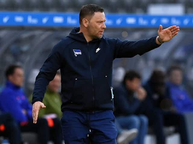Hertha BSC: Trainer Pál Dárdai verrät Plan für die kommenden Spiele