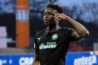 SpVgg Greuther Fürth: Dickson Abiama unterschreibt neuen Vertrag