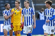 Hertha BSC: Eigengewächs Marten Winkler feiert Bundesligadebüt