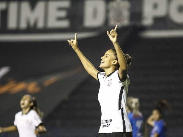 Gabi Nunes se torna a maior artilheira do Corinthians no Brasileirão Feminino; veja lista