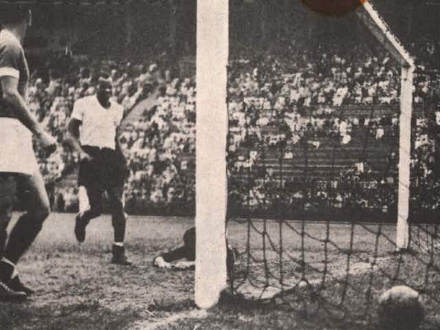 Servílio marcava seu último gol pelo Corinthians há 72 anos; ídolo foi às redes em 200 oportunidades