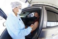 Corinthians confirma mais 36 pessoas vacinadas na Neo Química Arena nesta quinta-feira