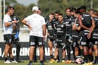Corinthians divulga relacionados para decisão contra o Palmeiras sem três jogadores; veja lista