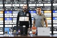 Danilo comenta projeto da equipe Sub-23 e valoriza trabalho com Alex nas categorias de base