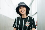 'Emocionante demais', diz influencer que participou da campanha de lançamento da nova camisa II