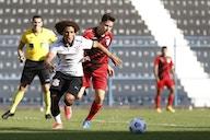 Corinthians cai de produção no segundo tempo e perde para Athletico no Brasileirão Sub-17