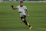 Mosquito aparece como melhor jogador do Corinthians em últimos três compromissos da equipe