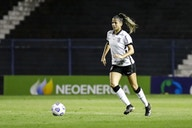 Em sua quarta temporada pelo Corinthians, Giovanna Campiolo completa 25 anos nesta segunda-feira