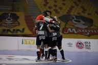 Corinthians é derrotado pelo Magnus por 3 a 2 em jogo da Liga Nacional de Futsal
