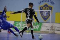 Corinthians empata com São José e se classifica para as quartas da Copa do Brasil de Futsal