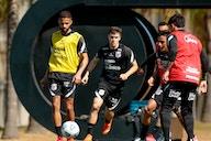Corinthians faz trabalho tático em novo treino de olho no Cuiabá