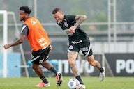 'Tem que brigar e lutar dentro de campo', diz Luan sobre decisão contra Palmeiras no Paulistão