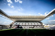 Corinthians no Paulista rende mais audiência do que o Palmeiras na Libertadores; veja números