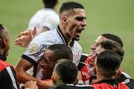 Gabriel entra em seleto grupo que chegou ao Corinthians direto do rival e marcou no Dérbi