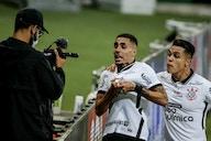 Em alta, Gabriel soma três gols em 2021 e vive seu 'melhor ano' no Corinthians