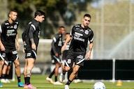 Corinthians divulga escalação para jogo contra o Cuiabá com novidades; veja o time