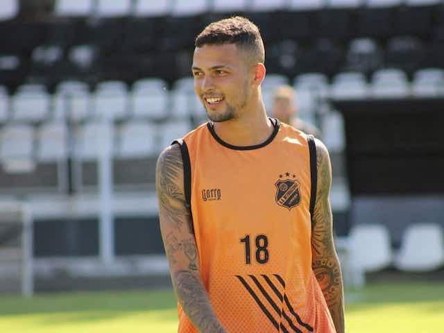 Emprestado à Inter de Limeira, Thiaguinho revela desejo em retornar ao Corinthians