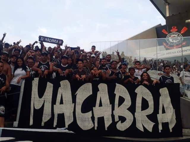 Organizada do Corinthians, Fiel Macabra completa 28 anos neste sábado