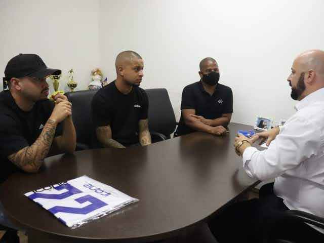 Filhos de Marcelinho Carioca reforçarão o São Caetano no Paulistão