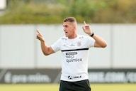 Mancini passa último treino antes do Corinthians enfrentar a Inter de Limeira; veja a provável escalação